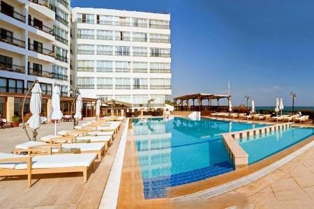 Ada Beach Hotel, Alexandria Severní Kypr