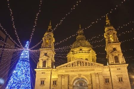 Adventný zájazd do Budapešti, Maďarsko