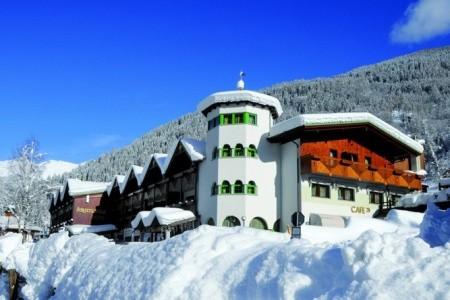Alpin Wellness Hotel Kristiania S Bazénem – Cogolo Di Peio, Lyžování Pejo