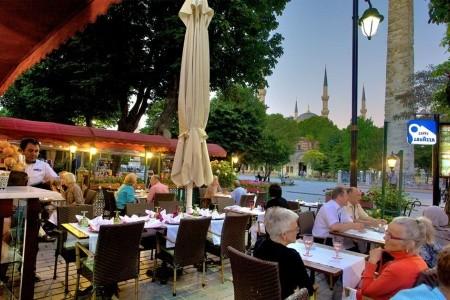 Alzer Hotel, Eurovíkend Istanbul