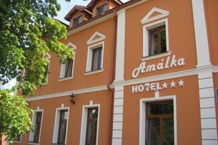 Amálka, Severní Čechy