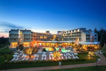 Aminess Maestral Hotel, Novigrad