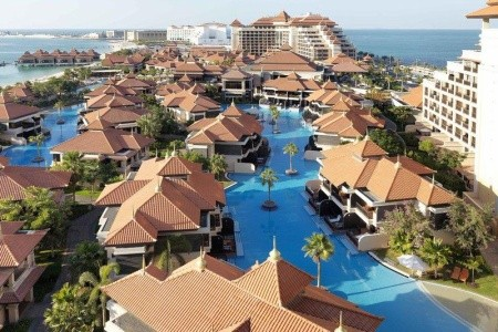 Anantara The Palm Dubai Resort, Alexandria Dubai
