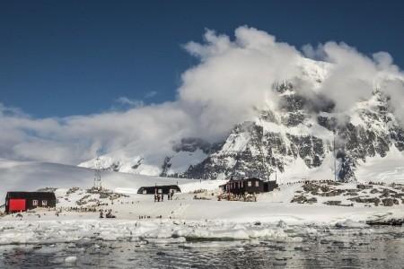 Antarktida, Antarktida