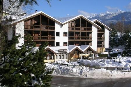 Aparthotel Des Alpes***, Lyžování Val di Fiemme/Obereggen
