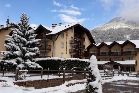 Aparthotel Majestic, Lyžování Val di Fiemme/Obereggen