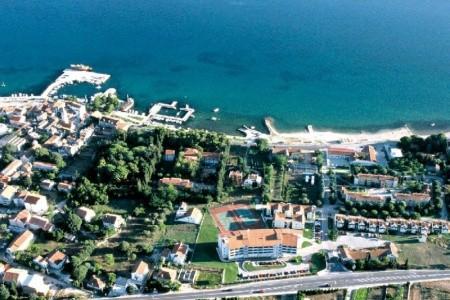 Apartmá Croatia, Severní Dalmácie