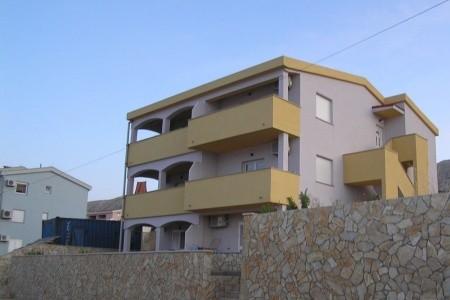 Apartmány 1346-56, Ostrov Pag