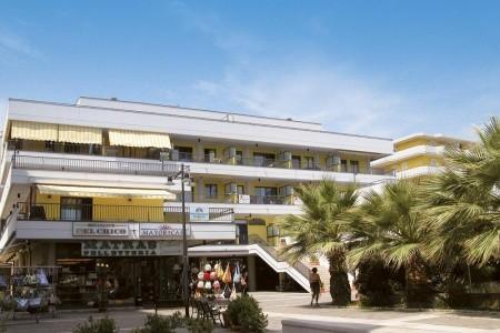 Apartmány El Chico, Abruzzo v únoru
