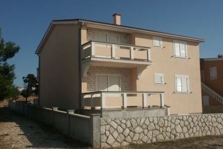 Apartmány Natalia, Ostrov Pag