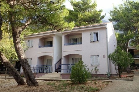 Apartmány Urania, Baška Voda