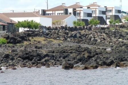 Baia Da Barca, Azorské ostrovy v prosinci