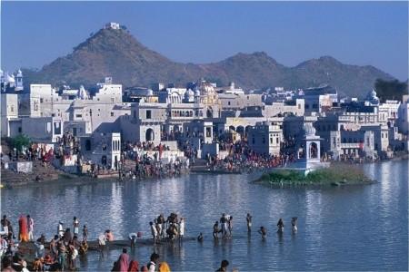 Barevný Rádžastán,