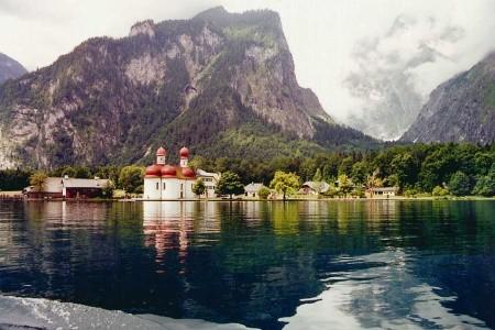 Berchtesgaden + Orlí hnízdo + Königsee,