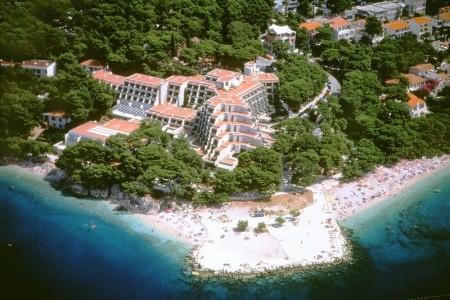 Bluesun Hotel Soline, Brela, Střední Dalmácie