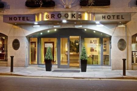 Brooks, Eurovíkend Dublin