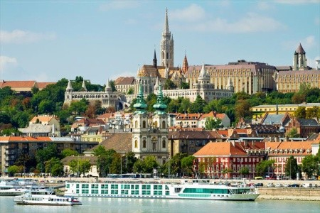 Budapešť, Mosonmagyaróvár, víkend s termály, Maďarsko