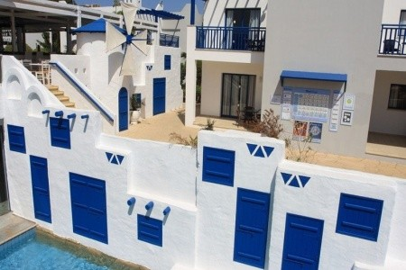 Callisto Holiday Village, Agia Napa v dubnu