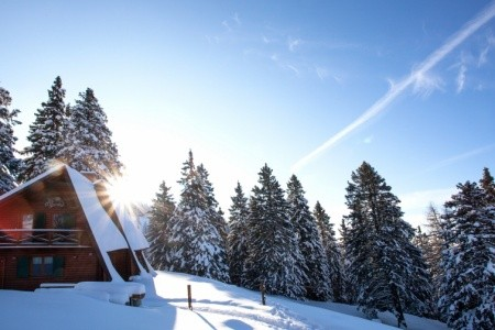 Chalet Alpinka, Lyžování