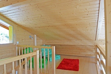 Chalet Double Rouge,