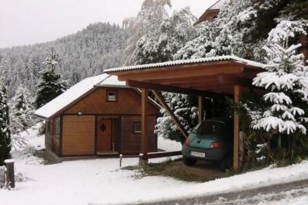 Chata Obdach Pro 7 Osob, Lyžování Štýrsko