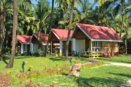 Chrámy i pláže Myanmaru,