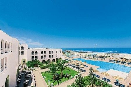 Club Calimera Yati Beach, Alexandria Tunisko