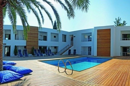 Club Munamar Beach Resort – Rodinný Pokoj, Alexandria Marmaris