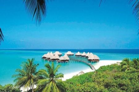 Coco Palm Dhuni Kolhu, Maledivy