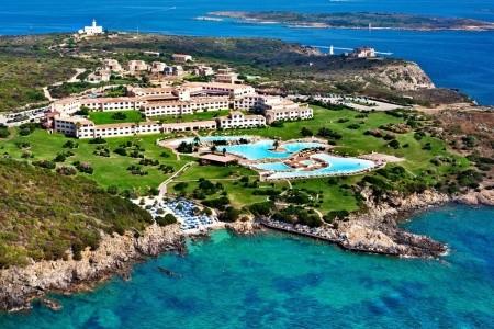 Colonna Resort, Eurovíkend Sardinie / Sardegna
