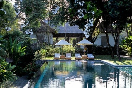 Como Uma Ubud, Bali v únoru