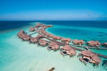 Constance Halaveli Resort, Atol Ari v březnu