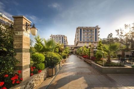 Dizalya Palm Garden, Turecká Riviéra