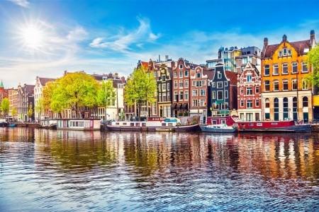 Do Holandska za dřeváky a sýrem, Nizozemí