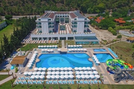 Dosinia Luxury Resort, Alexandria Kemer
