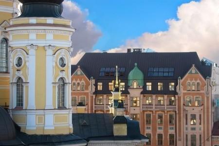 Dostoevsky, Eurovíkend Petrohrad