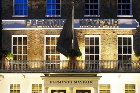 Flemings Mayfair, Eurovíkend Velká Británie