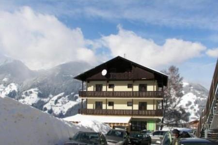 Gasthof Gemshorn, Lyžování Zillertal Arena