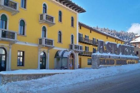 Grand Hotel Astoria S Bazénem Pig – Lavarone/folgaria, Lyžování Folgaria / Lavarone