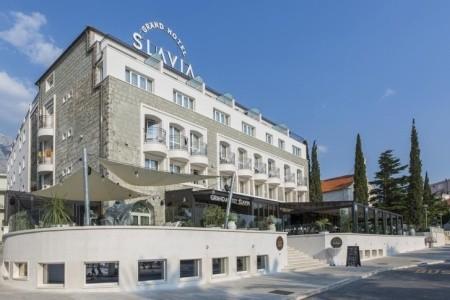 Grand Hotel Slavia, Alexandria Makarská riviéra