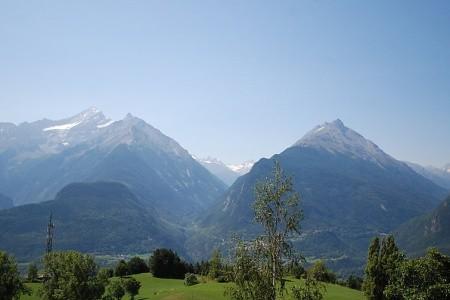 Grand Sarriod, Lyžování Valle d`Aosta