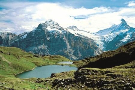 Grand tour Švýcarskem, Švýcarsko