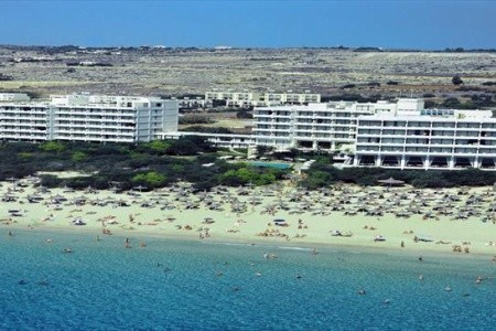 Grecian Bay Hotel, Agia Napa v květnu