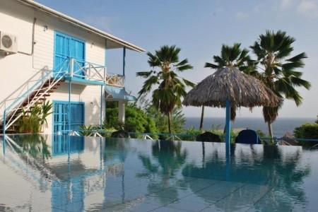Half Moon Blue Hotel, Trinidad a Tobago