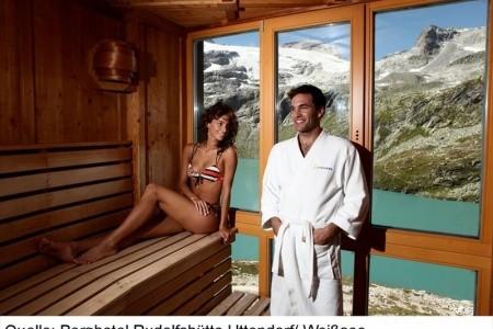 Horský Hotel Rudolfshütte Ve Weissee Gletscherwelt, Lyžování