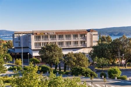 Hotel Ad Turres, Crikvenica