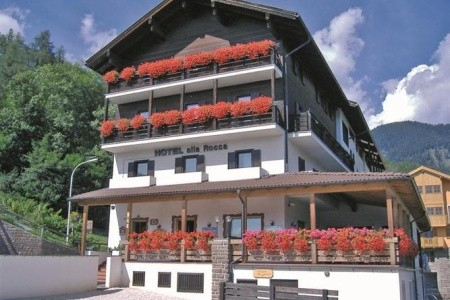 Hotel Alla Rocca, Lyžování Trentino