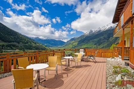 Hotel Alpenblick, Lyžování Tyrolsko
