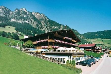 Hotel Alphof, Lyžování Alpbachtal / Wildschönau