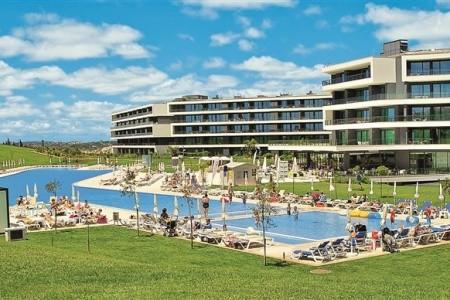 Hotel Alvor Baia, Algarve v lednu
